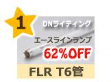 DNライティング FLR T6管 エースラインランプ